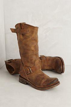 Holstein Boots #anthropologie