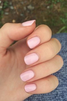 Light pink shellac