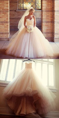 Cheap Price High Quality Luxury Puffy Sweetheart Wedding Gowns China Aliexpress Ball Gown Champagne Wedding Dresses 2017