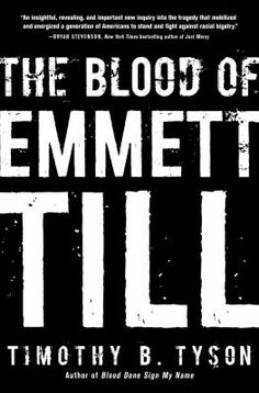 The Blood of Emmett Till. This book is still being acquired by libraries in SAILS, but it is listed in the online catalog already. Place your hold now to get your name on the list!