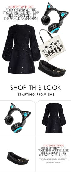 """""""Kat"""" by spark-style ❤ liked on Polyvore featuring Brookstone, Zimmermann and Kate Spade"""