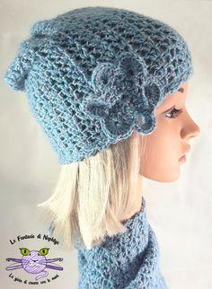 Crochet Scarf + Matc