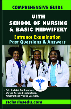 University of Ilorin Teaching Hospital UITH School of Nursing Past Questions and Answer, Kwara State - Click to begin download. State School, State College, School S, Registered Nurse Rn, Rn Nurse, Question Paper, Question And Answer, Past Questions, This Or That Questions