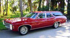 1969 Chevy Kingswood Wagon