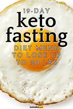 Ketosis Diet, Ketogenic Diet Meal Plan, Keto Meal Plan, Ketogenic Recipes, Diet Recipes, Diet Menu, Meal Prep Menu, Lchf Diet, Keto Foods