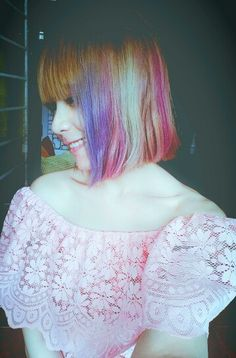 Me# ombre hair