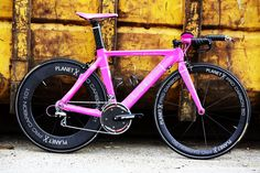 Are you into pink tri bikes like I am?