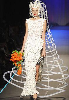 Vestidos de novia de Alta Costura.
