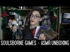 Hello everyone! In one of my last videos, I have unboxed the Collector's edition of Dark Souls III but that was definitely not all! Bloodborne, Dark Souls, Asmr, Video Games, Music, Youtube, Musica, Autonomous Sensory Meridian Response, Videogames