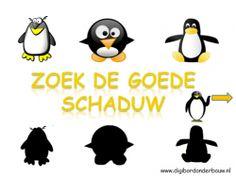 Powerpoint Downloads - Pinguins zoek de goede schaduw