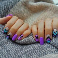 #violet #alinails