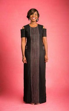 This beautiful, long length African Dashiki style Dress.  Special requests will be made for you if there be any.  Perfect for that special occasion or for a casual day out when you want to stand out in the crowd!  The fabric used is the quality fabric from Ghanas number one textile leading company.