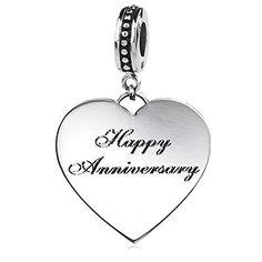 "Sterling Silver ""Happy Anniversary"" Dangle Bead Charm , Fits Pandora Bracelets & Necklace. ARG http://www.amazon.com/dp/B00L4IU3QS/ref=cm_sw_r_pi_dp_O0ihwb019HRD3"