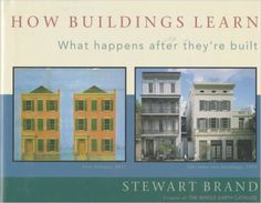 How Buildings Learn: What Happens After They're Built: Stewart Brand: 9780670835157: Amazon.com: Books