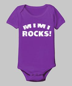 This preciously perfect bodysuit gives little loves the chance to express their appreciation for all the care and affection they receive. Thanks to a comfy lap neck and snaps at the bottom, this convenient piece is one more blessing for which to be thankful.