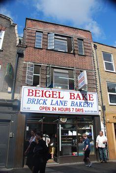 Brick Lane Beigel Bake from http://LondonTown.com
