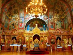 Image detail for -The Holy Virgin Russian Orthodox Cathedral in San Francisco interests . Russian Architecture, Church Architecture, National Geographic, San Francisco, Worship Service, Church Interior, Orthodox Christianity, Russian Orthodox, Cathedral Church