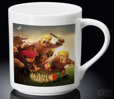 Game Clash of Clans New Hot Mug White Mug