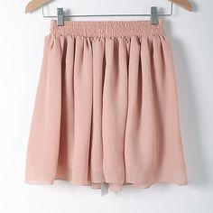 New Summer Solid Empire Skirt Free Shipping Casual Mini Skirt Drop Shipping Female Skirts 20 Colors
