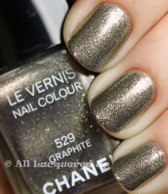 saw this amaaaaazing polish in person today and now I must have it