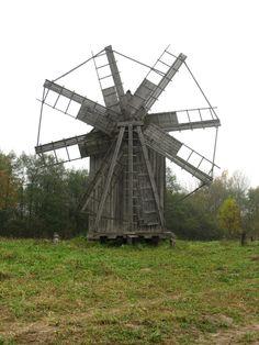 Traditional Windmill of Belarus, Stroczycy