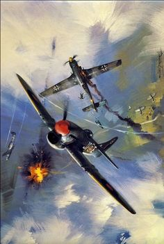 Dora and Tempest Ww2 Aircraft, Fighter Aircraft, Military Aircraft, Fighter Jets, Airplane Design, Airplane Art, Luftwaffe, Spitfire Airplane, Hawker Tempest