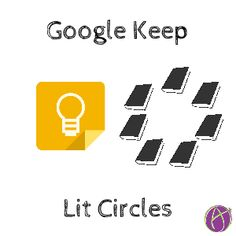 Use Google Keep for lit circles. Students can review and comment on each other's ideas. Students love Google Keep for lit circles.