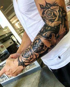 Tätowierungshülse Hülse Tattoo bilder tattoo old school tattoo arm tattoo tattoo tattoos tattoo antebrazo arm sleeve tattoo Tattoos Arm Mann, Forarm Tattoos, Forearm Sleeve Tattoos, Best Sleeve Tattoos, Tattoo Sleeve Designs, Cool Tattoos, Tattoo Arm, Diy Tattoo, Sleeve Tattoo Men
