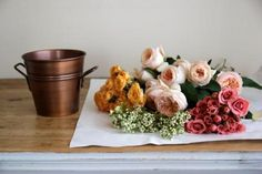 Step-by-step flower arranging tips!  Make flowers arrangements like a Pro at home.   @My Well-Being Powered by Humana