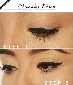 Getting your winged eyeliner to be even has to be one of the most challenging things a girl goes through in life. If this keeps you from winging it out, then don't worry! We've got your back with how to do the classic line and get it perfect EVERY time.