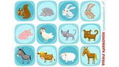 Pikku Kakkosen kommunikaatiokortit | Pikku Kakkonen | Lapset | yle.fi Diy For Kids, Peanuts Comics, Diy And Crafts