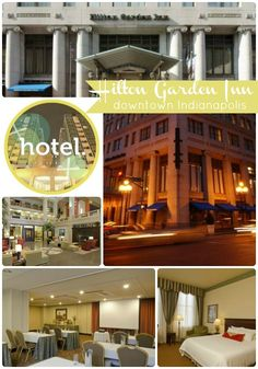 We love the #historic charm of the Hilton Garden Inn - Downtown Indianapolis.  It's a great building for meetings, smaller #weddings and cocktail receptions. #Indy #event #venue