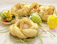 Cuddure di pizza con la mortadella ricetta di Pasqua della tradizione salentina. Blog Giallo Zafferano