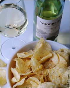 Gonna be Sunday night in with my hubby, MissVickie's chips & Woodbridge wine!  How will you #UnwindTogether tonight?