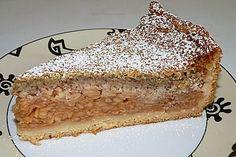 Gedeckter Apfelkuchen, ein sehr leckeres Rezept aus der Kategorie Kuchen. Bewertungen: 45. Durchschnitt: Ø 4,5.