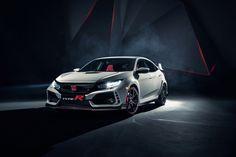 Honda Civic Type R 2017, 320CV y tres modos de conducción para el hot-hatch más bruto