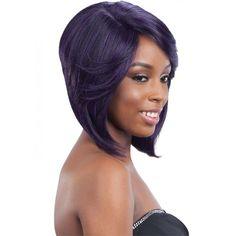Model Model Deep Invisible L-Part Lace Front Wig - DENVER (DKPU)  #ilovemyhair #beauty #haircityoz #frontlacewigs #lovelyhair #beunique #Lacewigs #hairextensions #brazillianhair #sexyhair