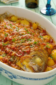 Fish Recipes, New Recipes, Favorite Recipes, Healthy Recipes, Seafood Dinner, Fish And Seafood, Cookbook Recipes, Dessert Recipes, Portuguese Recipes