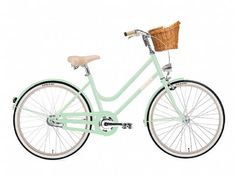 Any sophisticated little girl knows what bike is cool - it's the one that mum has! The Mini Molly is just that - a scaled-down Creme bike with all the style tha