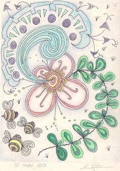 Fleur qui souffle Souffle, Tableware, Kitchen, Drawings, Flowers, Dinnerware, Cooking, Tablewares, Kitchens