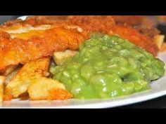 MUSHY PEA PESTO - Vegetarian (vegan) - YouTube