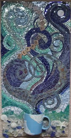 Seaside Coffee ~by Mystic Mosaics