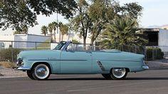1952 Ford Crestline Convertible