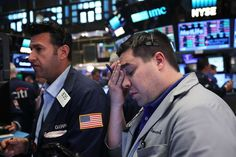 The Dow Jones Industrial Average dropped more than 600 points on Friday as markets around the world reacted to a vote by citizens of the United Kingdom to