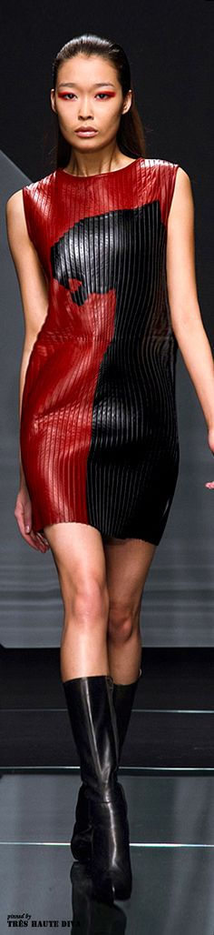 #Milan Fashion Week Krizia Fall/Winter 2014 RTW