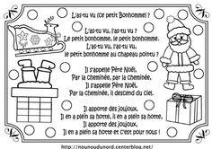 Chanson Petit Papa Noël et mon beau sapin et l'as-tu vu Imprimer le fichiercliquez :.acrobat.com. Liste de mes comptines : -comptines-a-colorier-         je vous demande de vous en servir ...