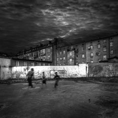 Michal Giedrojc - City series #creativephotography #creative #photo #photography #surreal #fineart #art #dark #blackandwhite #black #artistic giedrojcmichal.com/