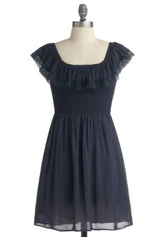 I want this dress. Every girl needs a little black dress..no?