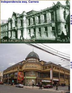 Juzgados del Crimen de Valparaíso   ---  Pinceladaspuerto-Fotolog.