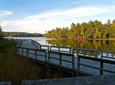 Ludington State Park Lost Lake